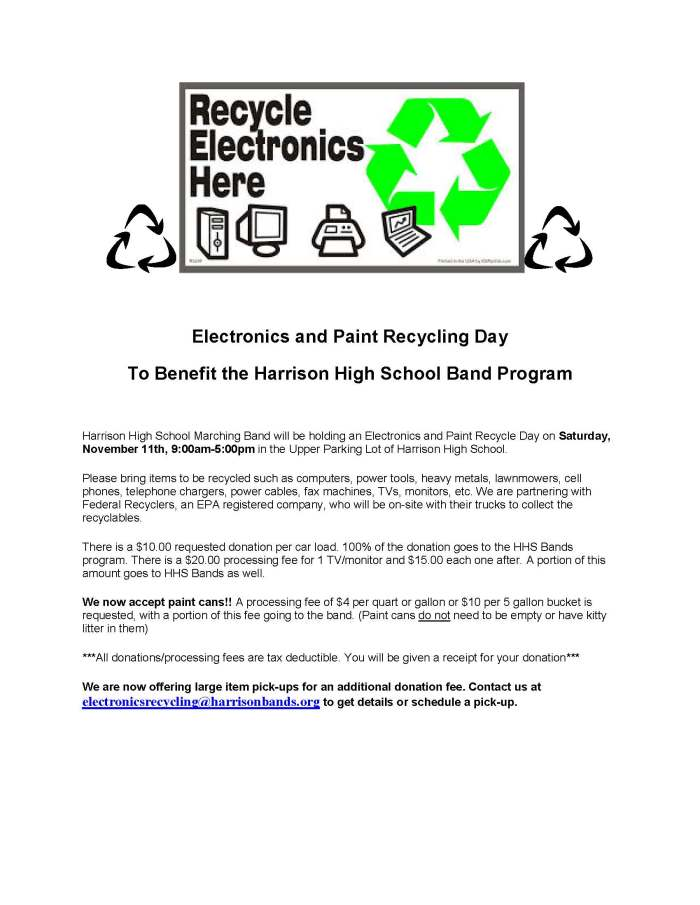 electronicsrecycledaynovember 11th 2017