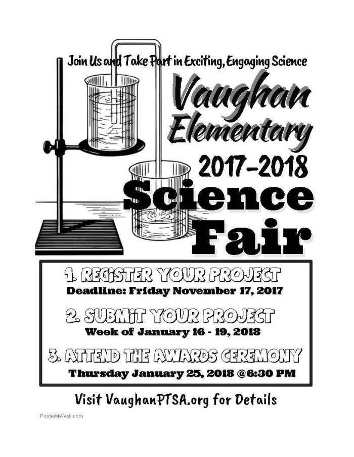 SCIENCE FAIR FLYER 17-18