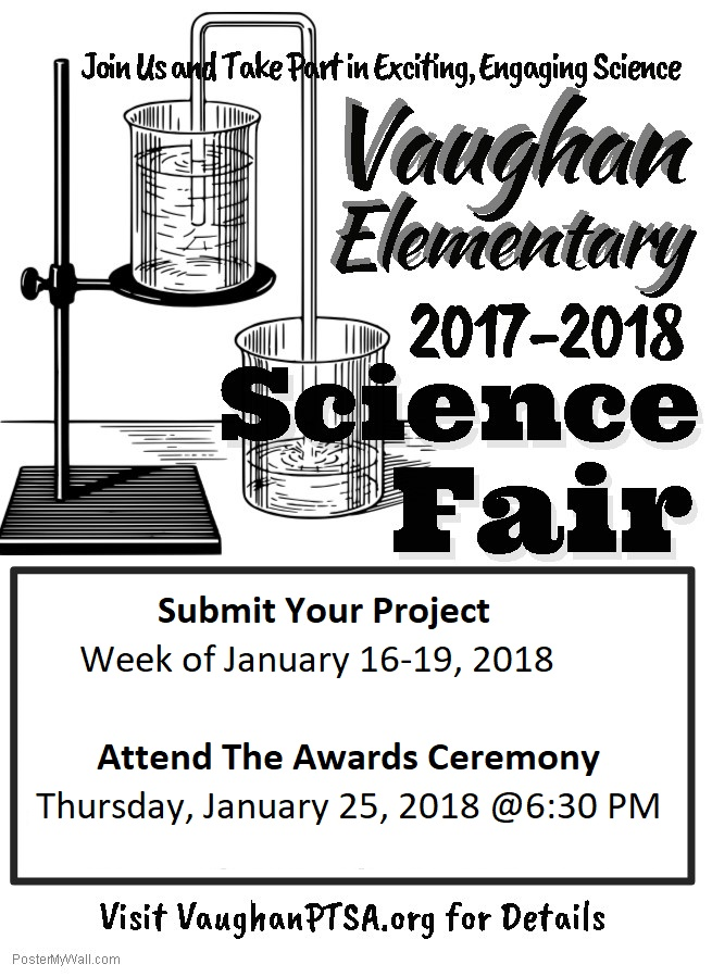 science fair revised