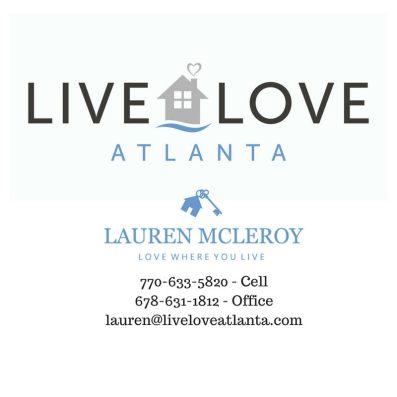 Live Love Atlanta Logo