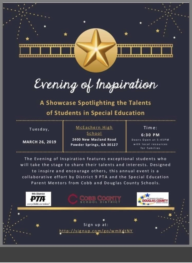 Evening of Inspiration 2019